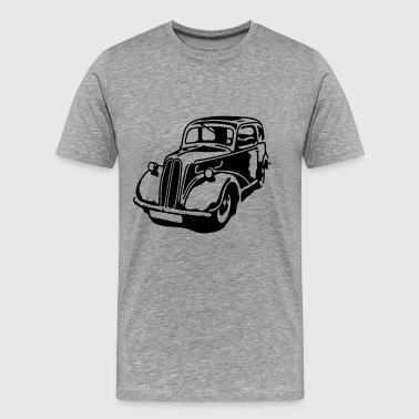 Old ford Motor Car - Men's Premium T-Shirt