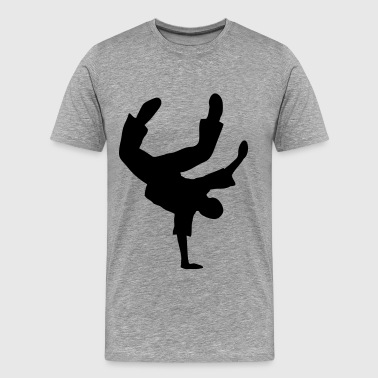 Breakdance breaker breakdancer breakdancing - T-shirt Premium Homme