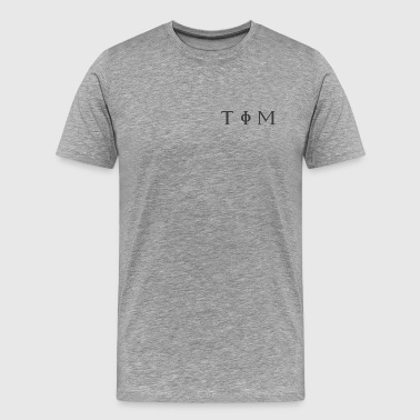 TIM - Time is Money - Men's Premium T-Shirt