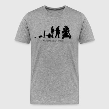 Family Holiday - Men's Premium T-Shirt