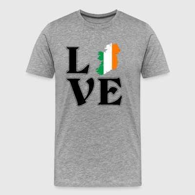 I love Ireland - Ireland - gift - Men's Premium T-Shirt