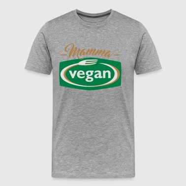 Mom Vegan Part 2 - Men's Premium T-Shirt