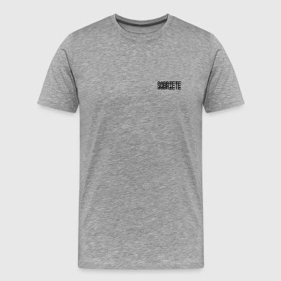 SOBRIETY - Men's Premium T-Shirt