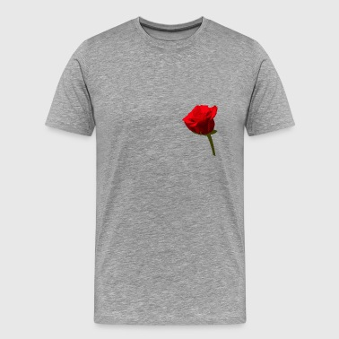 rose - Premium T-skjorte for menn