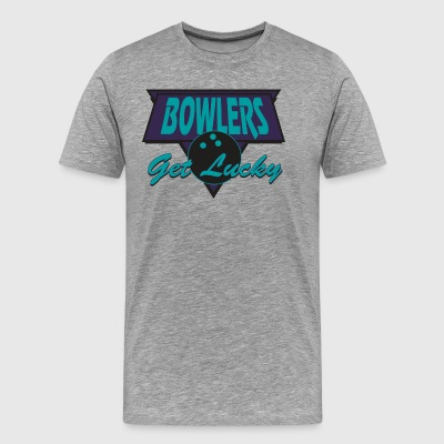 Bowling Bowers Get Lucky - Camiseta premium hombre