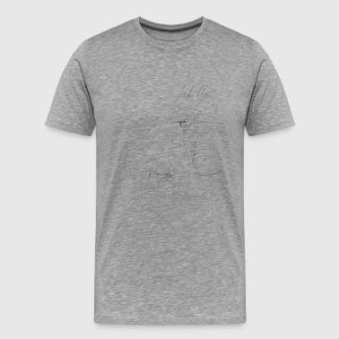 John moon - Men's Premium T-Shirt