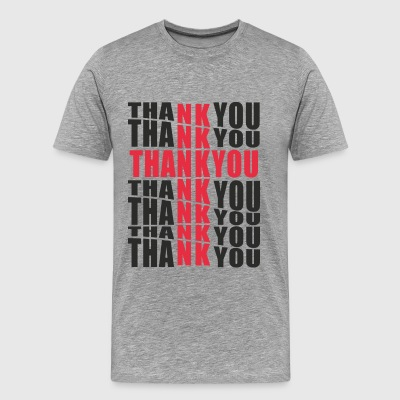Thank you. - T-shirt Premium Homme