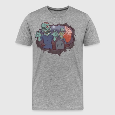 THE ZOMBIES IN YOU - Men's Premium T-Shirt