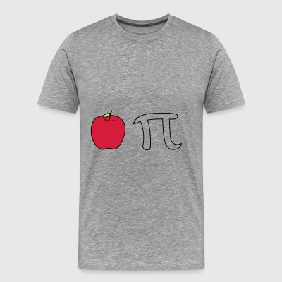 apple PI - T-shirt Premium Homme