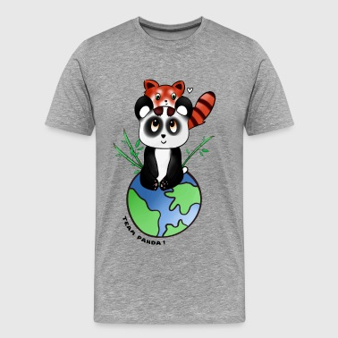 Team Panda - Men's Premium T-Shirt