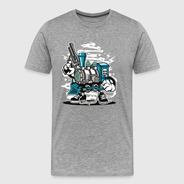 Train Killer - Männer Premium T-Shirt