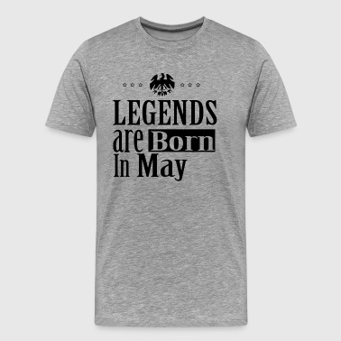 May - Men's Premium T-Shirt
