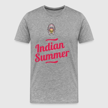 Indian Summer - Men's Premium T-Shirt