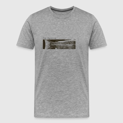 Model 49 - Ørred - Herre premium T-shirt