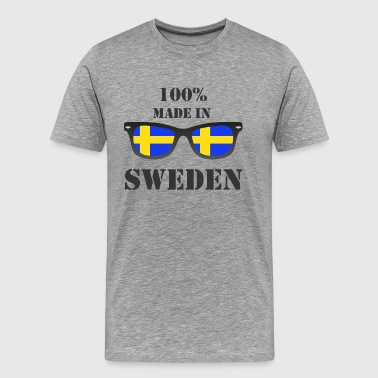 made in sweden - T-shirt Premium Homme