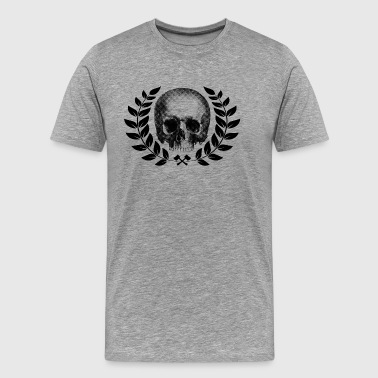 scull - Men's Premium T-Shirt