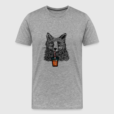 Fuchs drink - Men's Premium T-Shirt