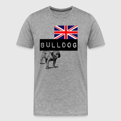 British Bulldog 5 Edition - Mannen Premium T-shirt