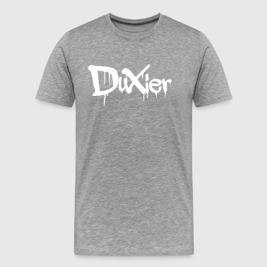 Duxier dripping - Men's Premium T-Shirt