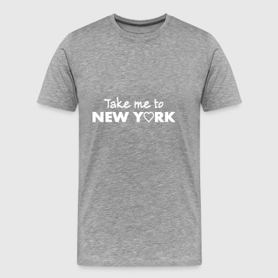 NEW YORK - USA - Men's Premium T-Shirt