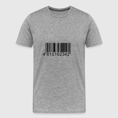 BARCODE LOST - Men's Premium T-Shirt