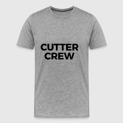 Cutter crew - Men's Premium T-Shirt