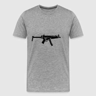 HK - MP5 - Men's Premium T-Shirt