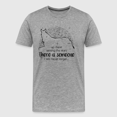 There Is Someone I Will Never Forget - Men's Premium T-Shirt