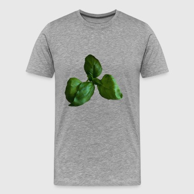 basil herbs herbs herbal - Men's Premium T-Shirt