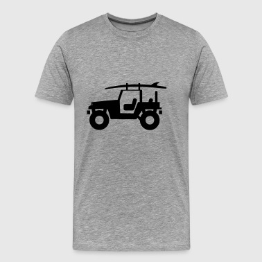 Jeep - SUV - Men's Premium T-Shirt