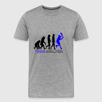 Evolustion - Tennis T Shirt Gift - Men's Premium T-Shirt