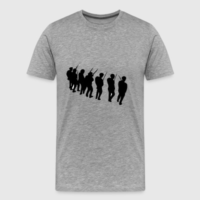 soldiers - Men's Premium T-Shirt
