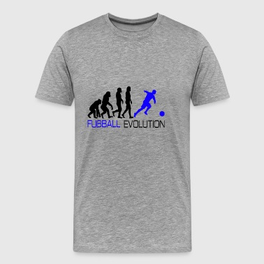 Evolution - Football T-Shirt Gift - Men's Premium T-Shirt