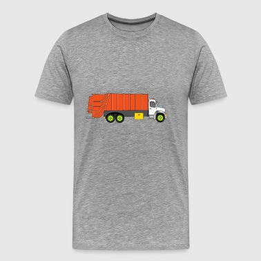 garbage collection - Men's Premium T-Shirt