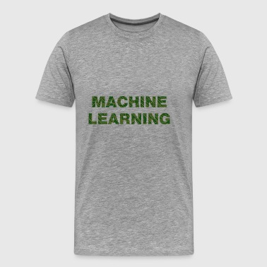Machine Learning - T-shirt Premium Homme