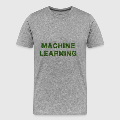 Machine Learning - Men's Premium T-Shirt