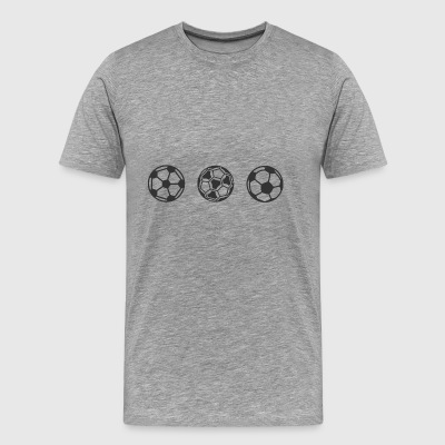 Soccer - Men's Premium T-Shirt