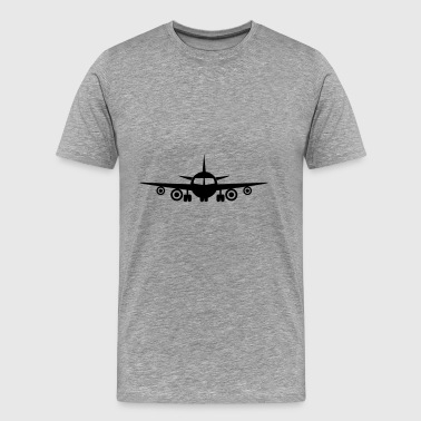 Fly - Fly - Herre premium T-shirt