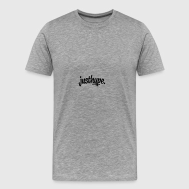 Bare hype merch - Premium T-skjorte for menn