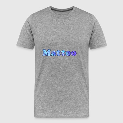 Name: Matteo - Men's Premium T-Shirt