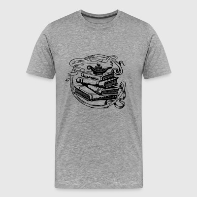 Magic lamp - Men's Premium T-Shirt