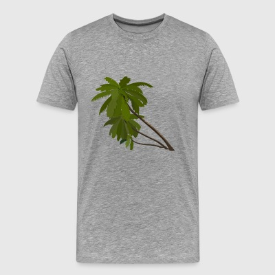 palm - Premium T-skjorte for menn