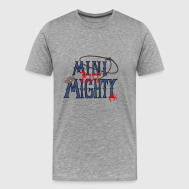 MINIBUTMIGHTY - Men's Premium T-Shirt