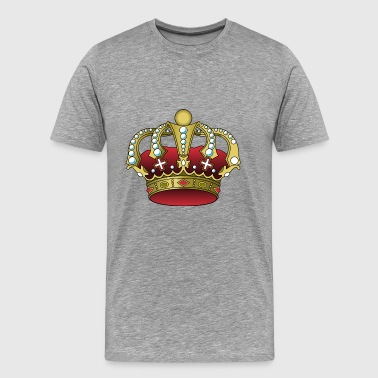 Crown perfect as a gift - Men's Premium T-Shirt