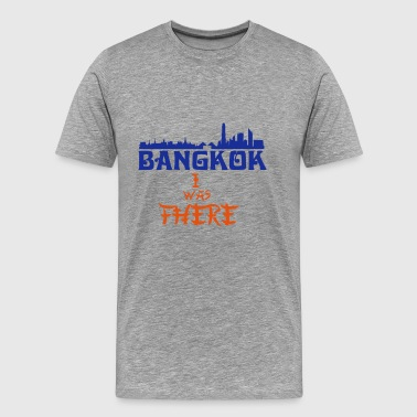 I Was There Bangkok - Men's Premium T-Shirt