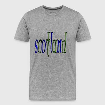 scotland 4 - Men's Premium T-Shirt