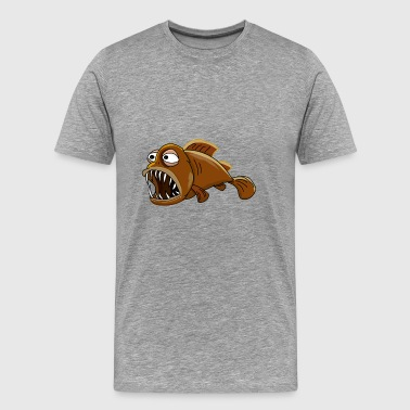 Dangerous frogfish - Men's Premium T-Shirt