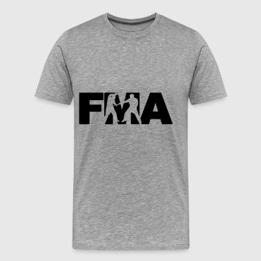 FMA Fighter - Men's Premium T-Shirt