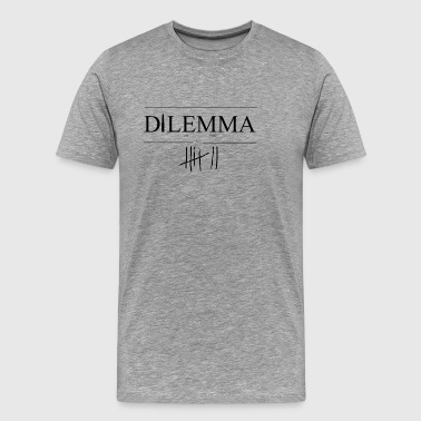 D1LEMMA - Men's Premium T-Shirt