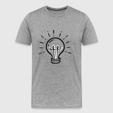 I got a new idea! - Men's Premium T-Shirt